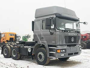 Tractor Truck / SHACMAN F2000 tractor truck with 10 wheels