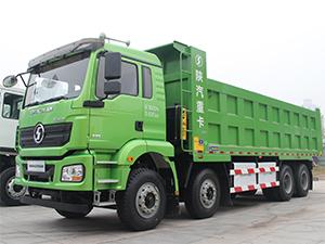 Dump Truck / SHACMAN H3000 8*4/12 wheels dump truck