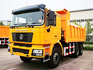 Dump Truck / SHACMAN F2000 6*4/10 wheels dump truck