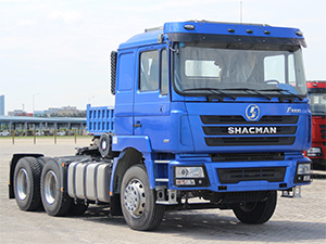Shaaxi SHACMAN 6X4 f3000 tractor head trucks
