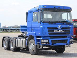 Shaaxi SHACMAN 6X4 f3000 tractor head trucks
