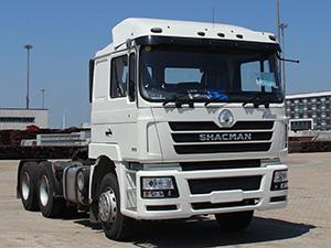 SHACMAN 10 wheels f3000 tractor trucks