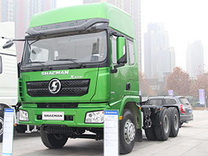 SHAANXI AUTOMOBILE GROUP SX42564V324 tractor trucks