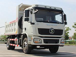 SHACMAN dump trucks 4x2 tipper trucks
