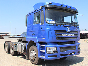 SHACMAN 6x4 3 axle prime mover F3000,shacman prime mover truck