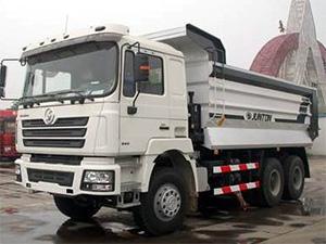 shacman u shape dump truck for stone,u shape dump trucks for sand