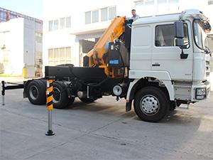 20 ton China truck mounted crane manufacturers,folding crane