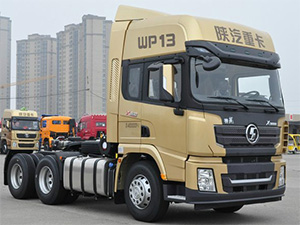 China prime mover truck for sale with high cab,shacman,6x4,x3000