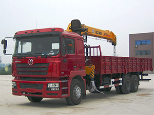 Shaaxi shacman truck mounted crane for sale,shacman truck mounted crane