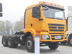 shacman lightweight version M3000 tractor trucks for logistics business