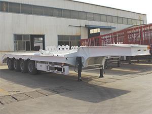 4 axle low bed semi trailer,4 axle lowboy trailers for sale,4 axle trailer