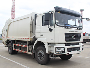 shacman garbage trucks for sale,F2000 garbage trucks China