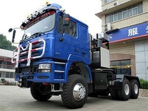 heavy tractor truck,6x6 tractor truck,550 hp tractor truck,150ton tractor truck