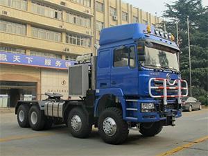 shacman 8x8 tractor truck,600hp tractor truck,300ton tractor truck