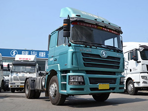 container tractor truck, 4x2 tractor truck for container,shacman tractor truck