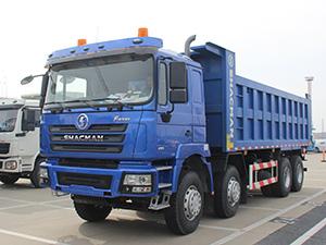 customized truck for construction,shacman dump truck manufacturer