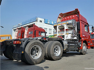 f3000 tractor truck,lng tractor truck,10 wheelers tractor truck