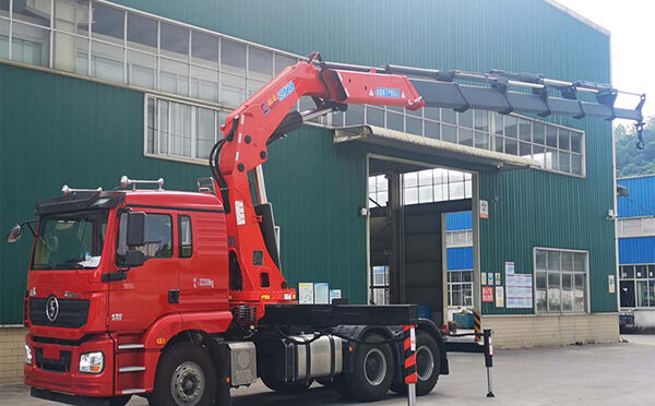 tractor truck mounted crane,crane truck for trailer,crane tractor truck