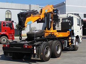 20 ton crane tractor truck,truck with crane,20 ton crane truck