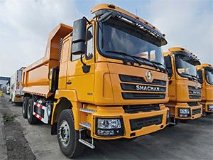 10 wheelers tipper truck,U shape dump truck,shacman dump truck