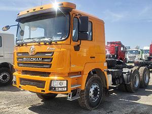 brand new tractor truck trailer truck price shacman f3000 China trucks