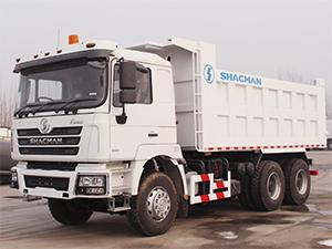 shacman 10 wheels dump truck 6x4 tipper with Cummins engine factory price